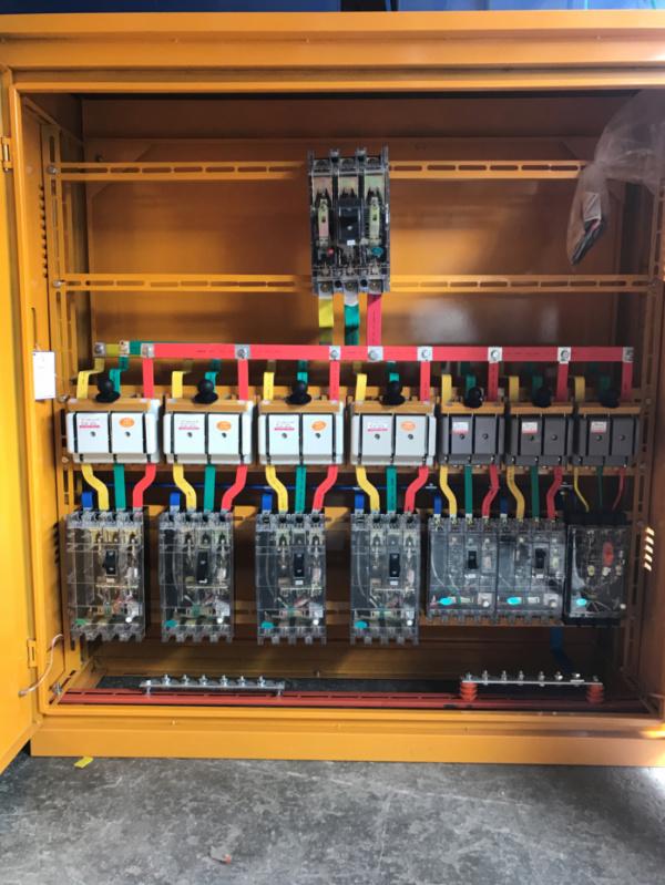 临时配电柜(二级箱)