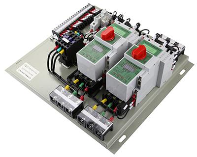 ZGCPSD双速型控制与保护开关