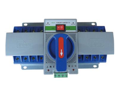 双电源自动转换开关ZGQ1M-63系列