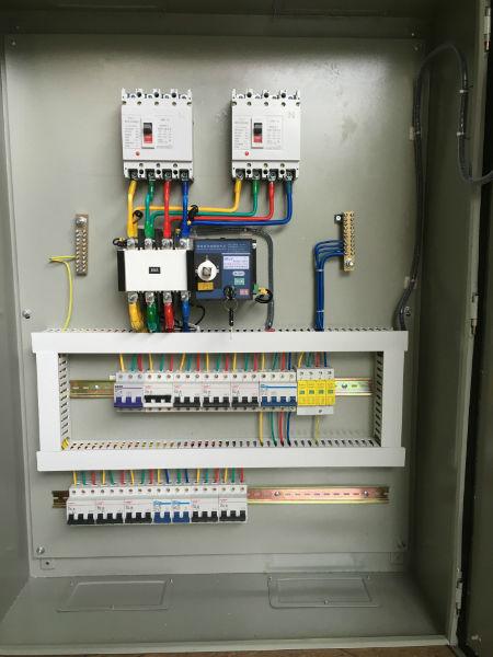 双电源配电箱 SDY